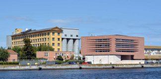 La sede di Autorità Portuale
