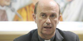 Monsignor Stefano Russo, segretario Cei