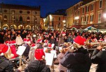 Natale in piazza del Popolo