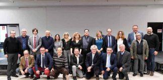 Gli eletti presenti sabato all'assemblea Fisc (Foto Sir/Calvalese)