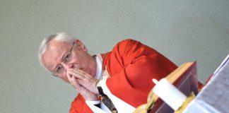 Il Cardinal Gualtiero Bassetti alla Messa in occasione del la XIX assemblea nazionale della Fisc