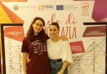 Caterina e Francesca a Roma all'incontro formativo del Msac