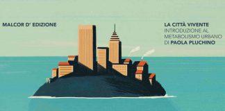 """La copertina del libro di Paola Pluchino """"La città vivente"""""""
