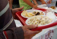 pranzo di solidarietà (generica)