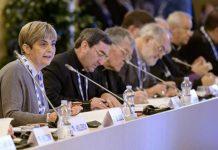 La conferenza stampa di giovedì 20 febbraio, a Bari