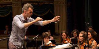Vladimir-Ovodok e l'Orchestra Cherubini (Ph. Credits: Silvia Lelli)