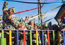 Carnevale, la sfilata 2019