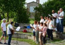 Il coro di San Biagio, in trasferta