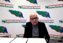 Sergio Venturi, commissario per l'emergenza oggi in conferenza stampa